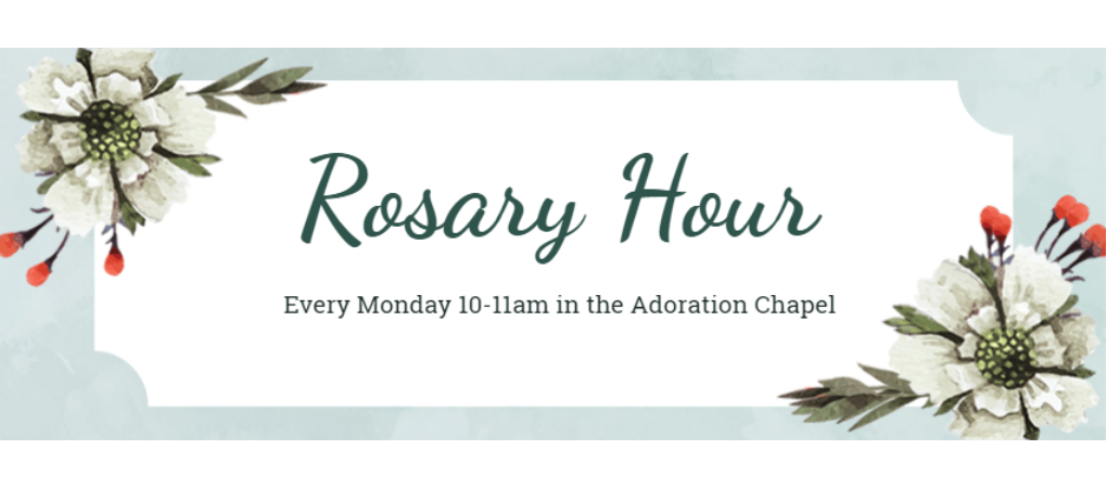 Rosary Hour