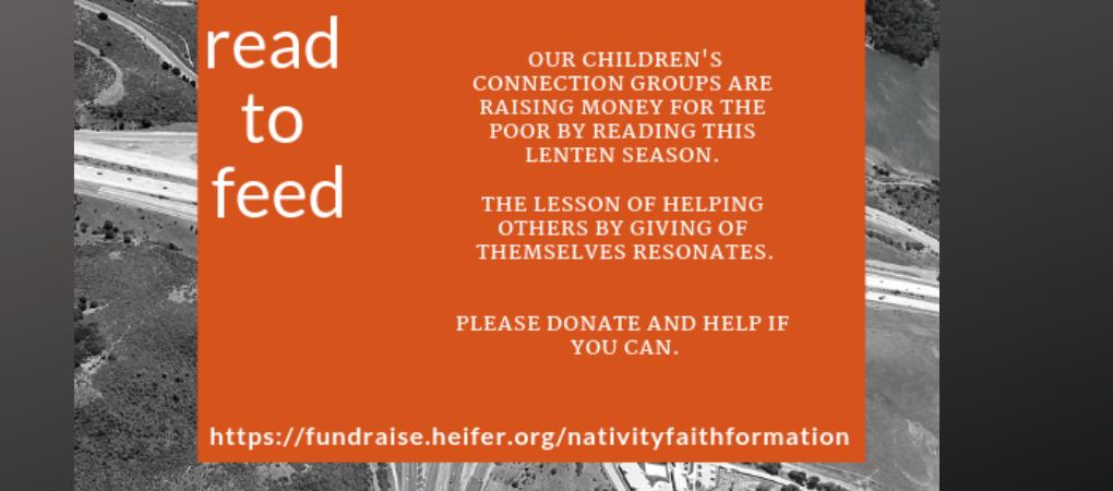 Faith Formation Fundraiser