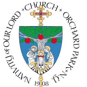 Nativity of Our Lord Orchard Park Logo